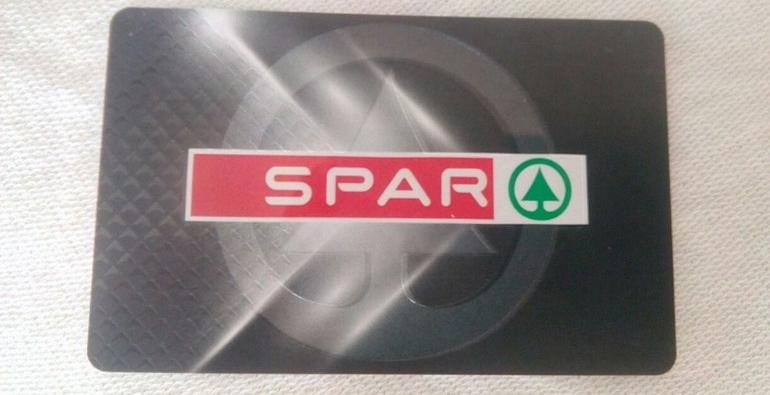 Регистрация карты Spar