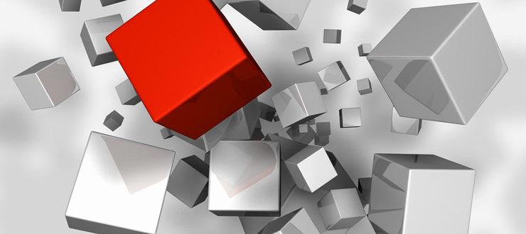 Красный Куб